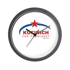 Kucinich for President Wall Clock