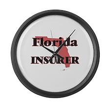 Florida Insurer Large Wall Clock