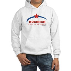 Kucinich for President Hoodie