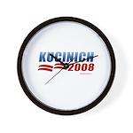 Kucinich 2008 Wall Clock