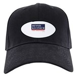 Dennis Kucinich for President Black Cap