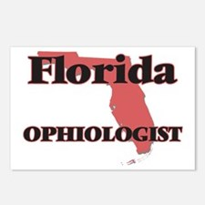 Florida Ophiologist Postcards (Package of 8)