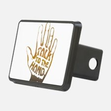 Talk To The Hand Hitch Cover