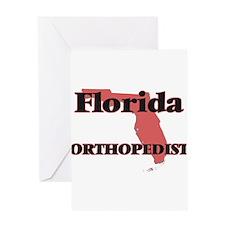 Florida Orthopedist Greeting Cards