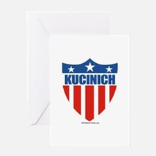Kucinich Greeting Card