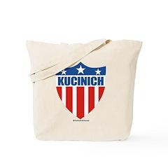 Kucinich Tote Bag