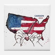 Carson 2016 - Tile Coaster