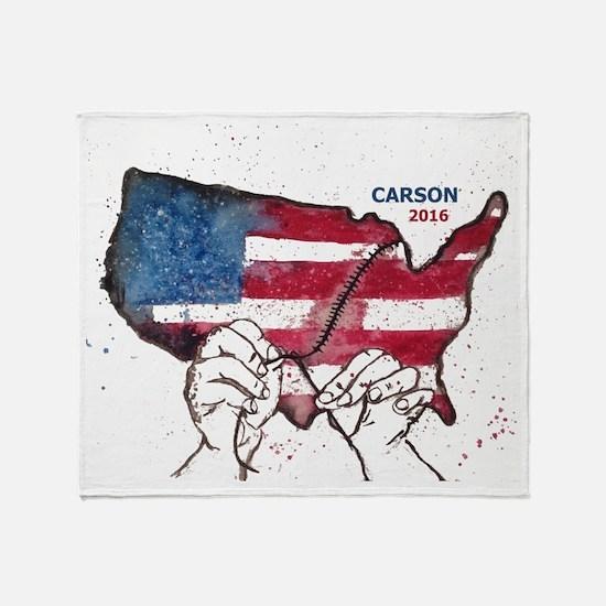 Carson 2016 - Throw Blanket