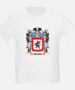 Royce Coat of Arms - Family Cre T-Shirt