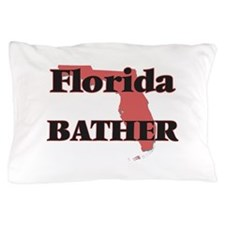 Florida Bather Pillow Case