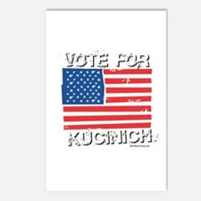 Vote for Kucinich Postcards (Package of 8)
