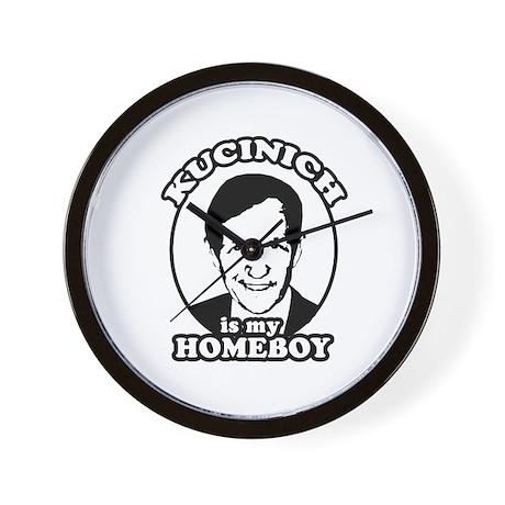 Kucinich is my homeboy Wall Clock