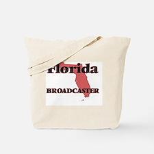 Florida Broadcaster Tote Bag