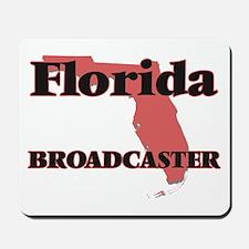 Florida Broadcaster Mousepad