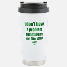 Cute 55 birthday Travel Mug