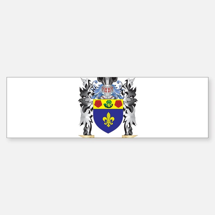 Rubio Coat of Arms - Family Crest Bumper Bumper Bumper Sticker