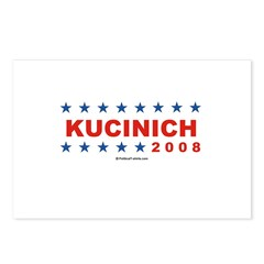 Dennis Kucinich 2008 Postcards (Package of 8)