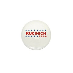 Dennis Kucinich 2008 Mini Button (10 pack)