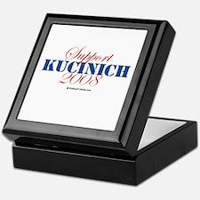 Support Kucinich Keepsake Box