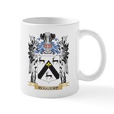 Ruggiero Coat of Arms - Family Crest Mugs