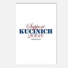 Support Kucinich Postcards (Package of 8)
