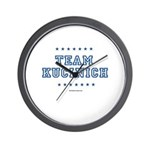 Team Kucinich Wall Clock