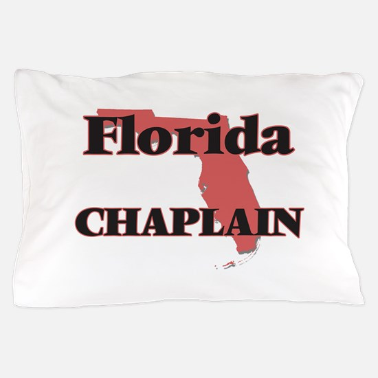 Florida Chaplain Pillow Case