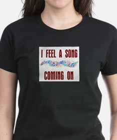 SONG COMING ON Tee