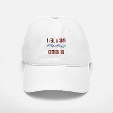 SONG COMING ON Baseball Baseball Cap