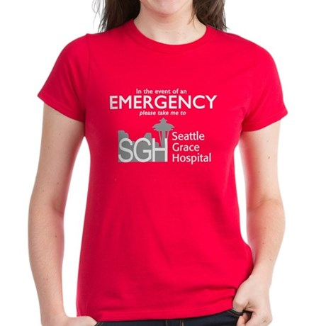 SGH Emergency Women's Dark T-Shirt