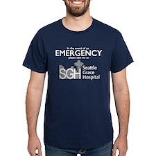 SGH Emergency Dark T-Shirt