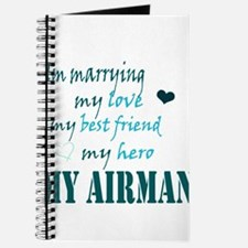 Marrying my Airman Journal