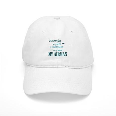 Marrying my Airman Cap
