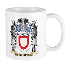 Rutherford Coat of Arms - Family Crest Mugs