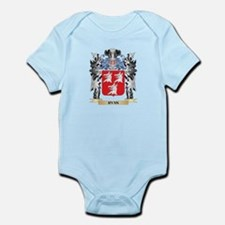 Ryan Coat of Arms - Family Crest Body Suit