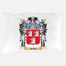 Ryan Coat of Arms - Family Crest Pillow Case