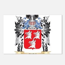 Ryan Coat of Arms - Famil Postcards (Package of 8)