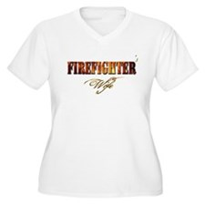 Firefighter's Wife T-Shirt