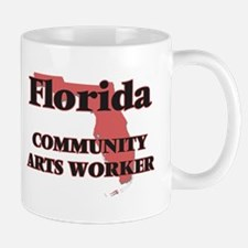 Florida Community Arts Worker Mugs