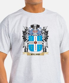 Ryland Coat of Arms - Family Cres T-Shirt