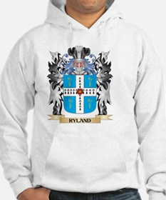 Ryland Coat of Arms - Family Cre Hoodie
