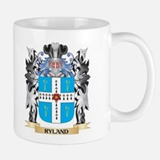 Ryland Coat of Arms - Family Crest Mugs