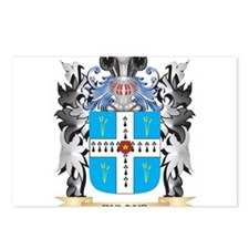 Ryland Coat of Arms - Fam Postcards (Package of 8)