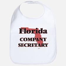 Florida Company Secretary Bib