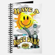 HAVE A NICE DAB! Journal