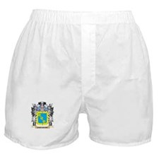 Sainsbury Coat of Arms - Family Crest Boxer Shorts