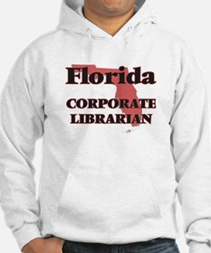 Florida Corporate Librarian Hoodie