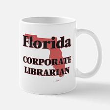 Florida Corporate Librarian Mugs