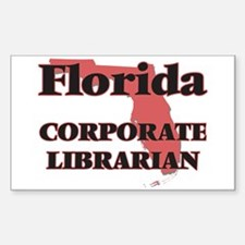 Florida Corporate Librarian Decal