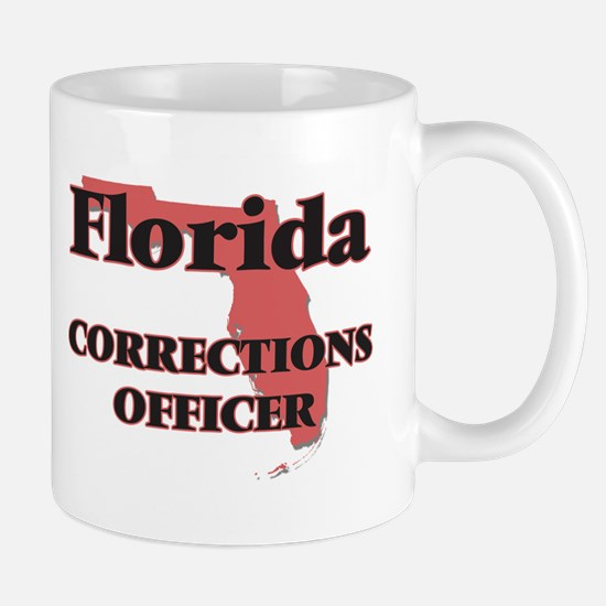 Florida Corrections Officer Mugs